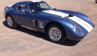 IRWIN Cobra Daytona 1966 Replica